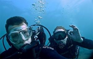 undervandsjagt-uv
